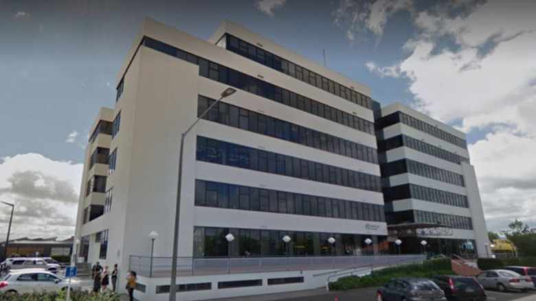 Palmerston North IRD Building not earthquake safe